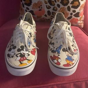 Disney x Vans Authentic (MICKEY Mouse's 90th/True White